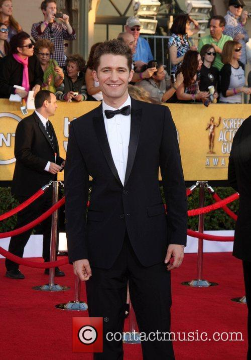 Matthew Morrison The 18th Annual Screen Actors Guild...