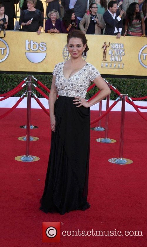 Maya Rudolph The 18th Annual Screen Actors Guild...