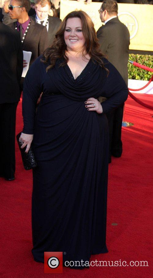 Melissa Mccarthy and Screen Actors Guild 4