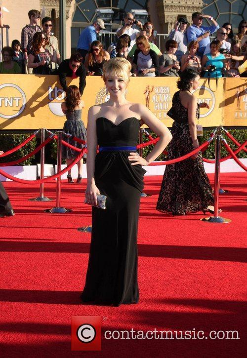 Melissa Rauch and Screen Actors Guild 5