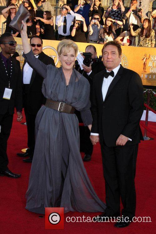 Meryl Streep The 18th Annual Screen Actors Guild...