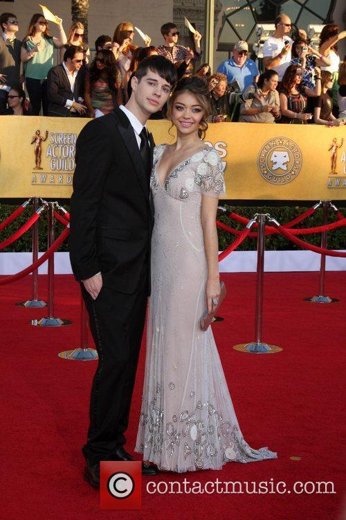 Sarah Hyland and guest The 18th Annual Screen...