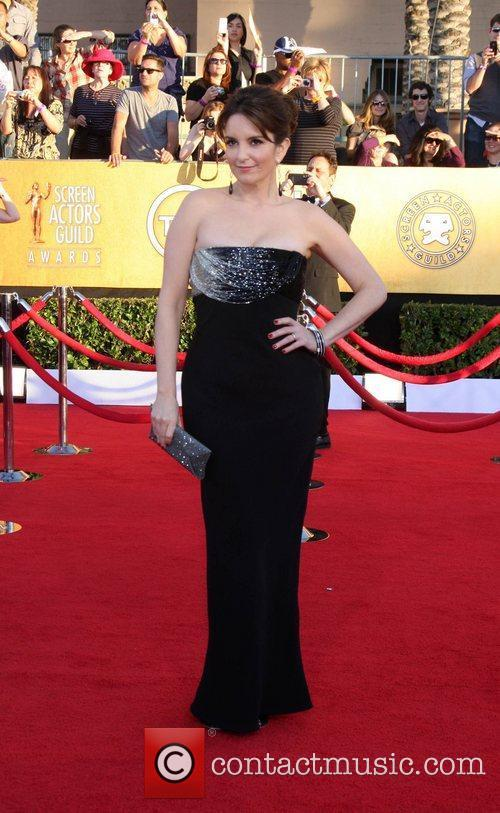 Tina Fey The 18th Annual Screen Actors Guild...