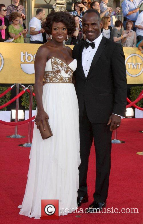 Viola Davis and Julius Tennon The 18th Annual...