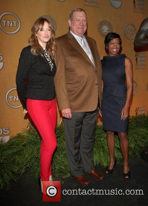 Judy Greer, Ken Howard and Regina King The...