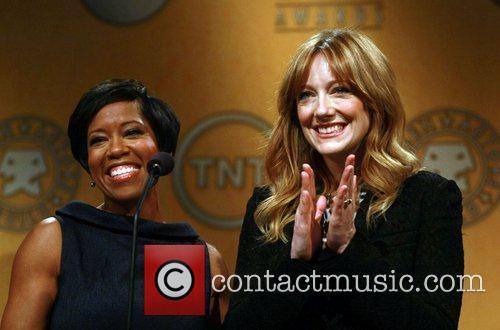 Regina King and Judy Greer The 18th Annual...