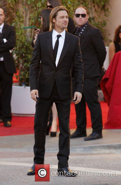 Brad Pitt and Screen Actors Guild 2