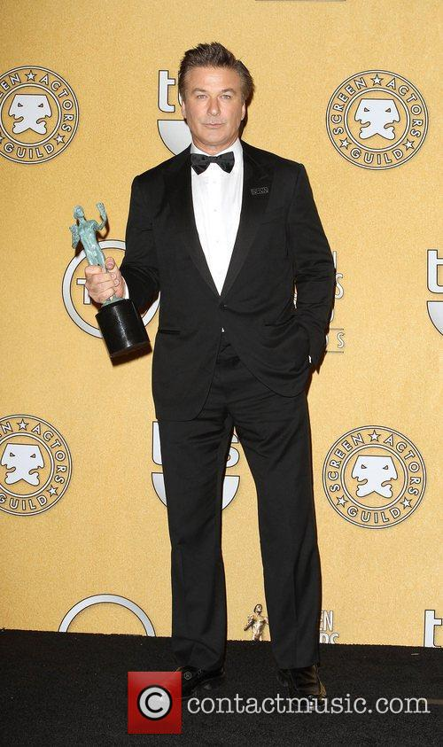 Alec Baldwin holds the award for best actor...