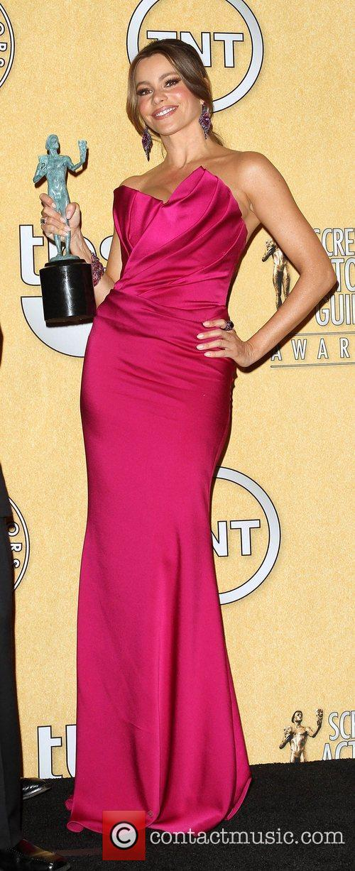 Sofia Vergara,  at the 18th Annual Screen...