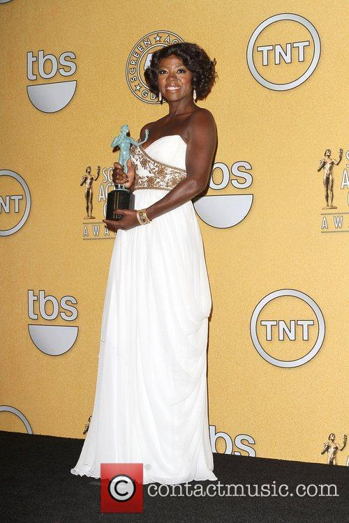 Viola Davis and Screen Actors Guild 9