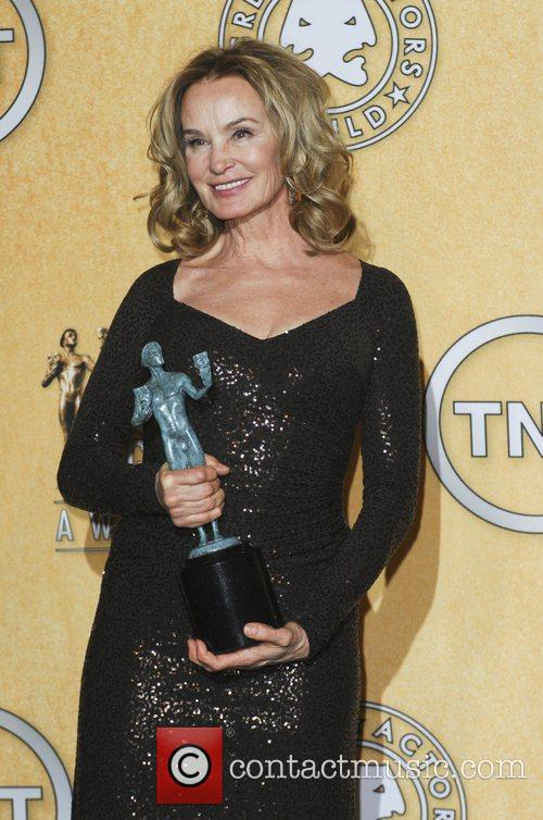 Jessica Lange  18th Annual Screen Actors Guild...
