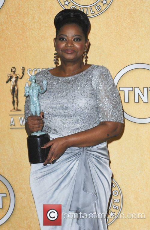 Octavia Spencer and Screen Actors Guild 11