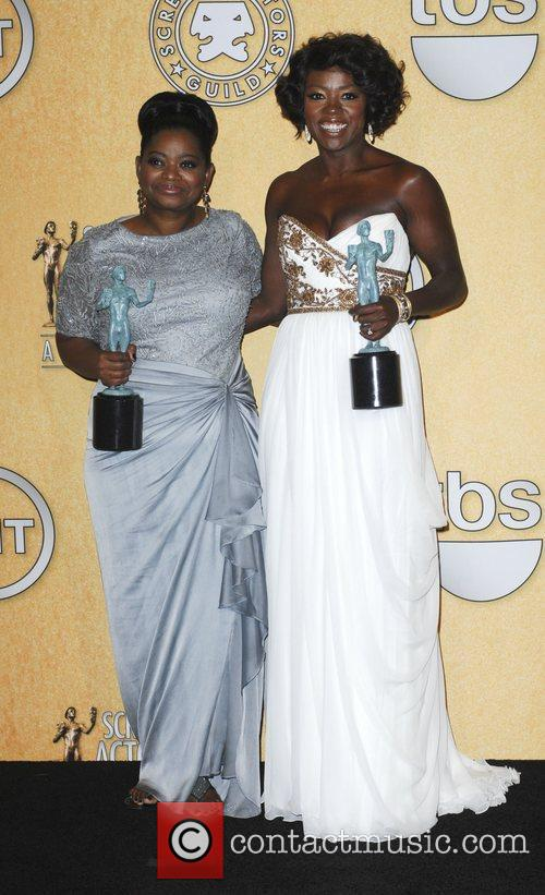 Octavia Spencer, Viola Davis, Screen Actors Guild