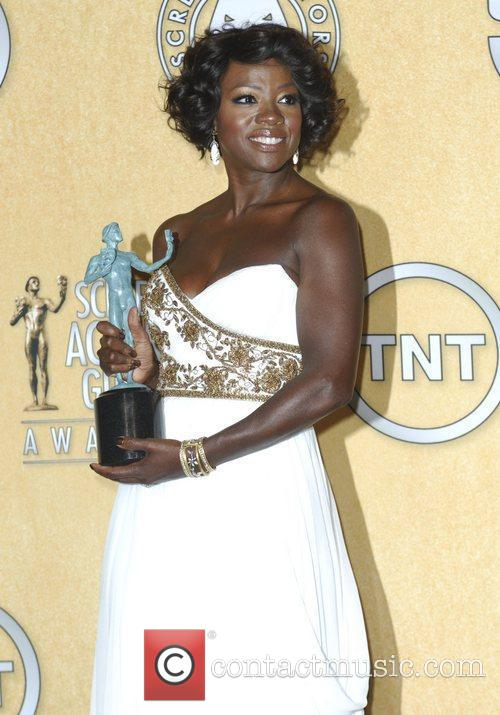 Viola Davis and Screen Actors Guild 2