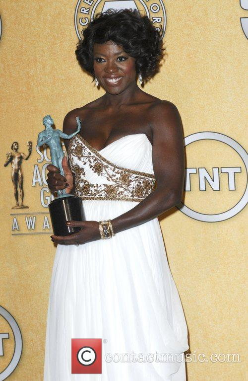 Viola Davis and Screen Actors Guild 3