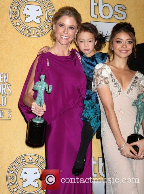 Julie Bowen, Aubrey Anderson-Emmons and Sarah Hyland 18th...