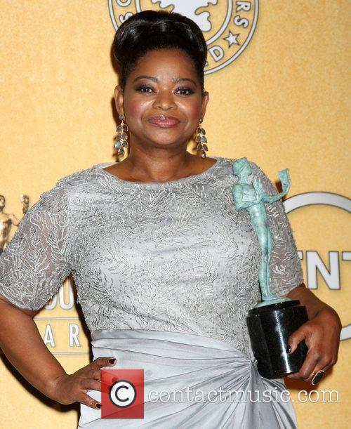 Octavia Spencer and Screen Actors Guild 1