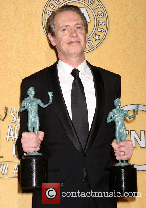 Steve Buscemi and Screen Actors Guild 1