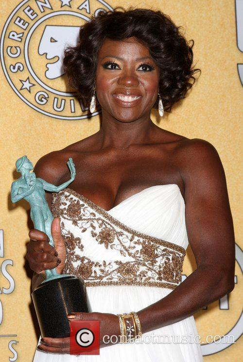 Viola Davis and Screen Actors Guild 5