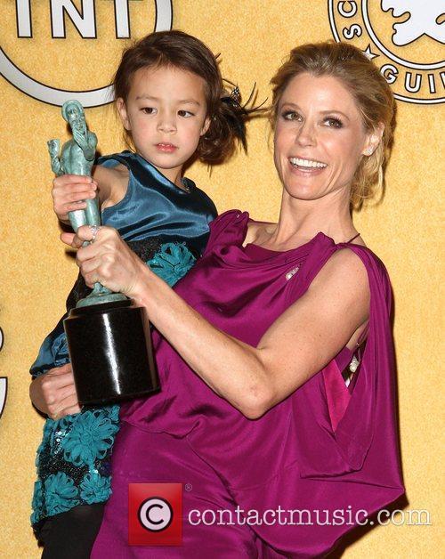 Julie Bowen and Screen Actors Guild 8