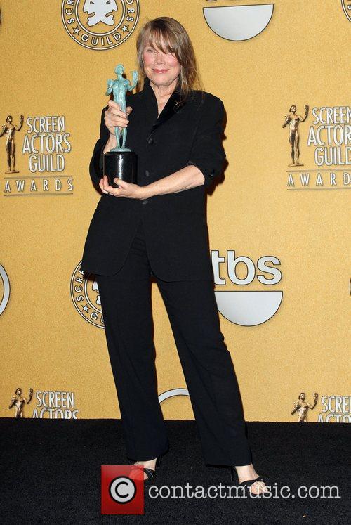 Sissy Spacek, Sarah Hyland and Screen Actors Guild 9