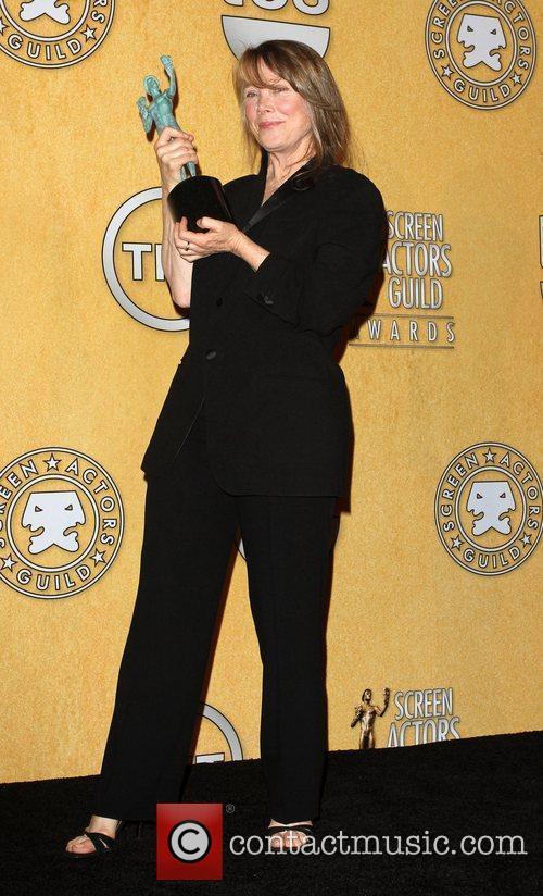 Sissy Spacek, Sarah Hyland and Screen Actors Guild 11