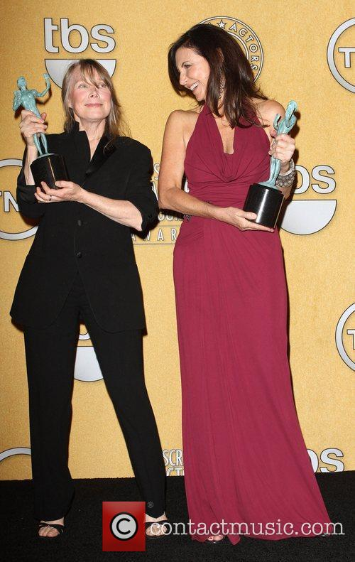 Sissy Spacek, Mary Steenburgen and Screen Actors Guild 7
