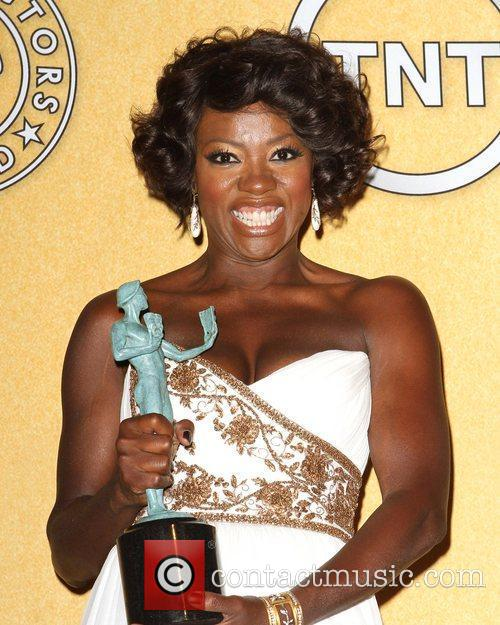 Viola Davis and Screen Actors Guild 6