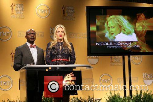 Taye Diggs and Busy Philipps 9