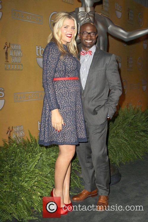 Taye Diggs and Busy Phillips 5