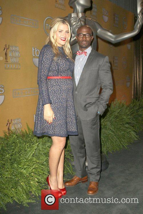 Taye Diggs and Busy Phillips 7