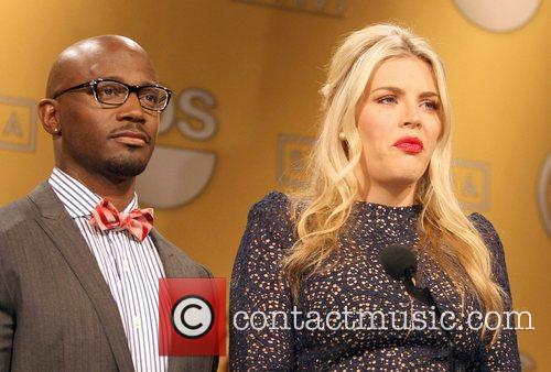 Taye Diggs and Busy Phillips 4