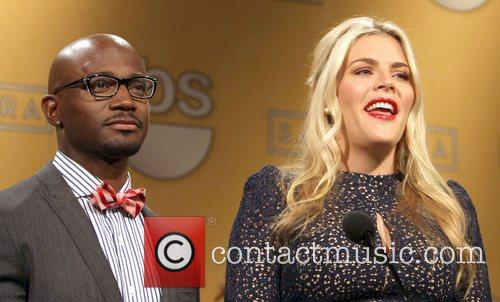 Taye Diggs and Busy Phillips 6