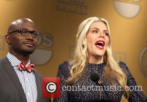 Taye Diggs and Busy Phillips 3
