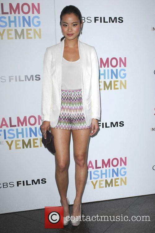 Jamie Chung  Los Angeles Premiere of 'Salmon...
