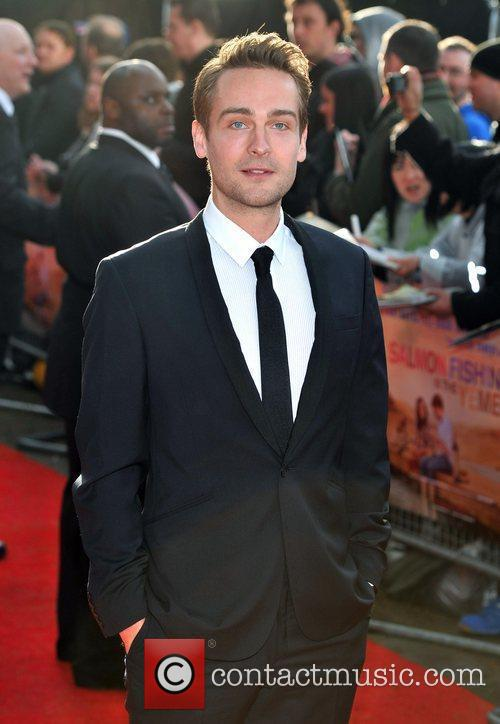 Tom Mison, Salmon Fishing In The Yemen Premiere
