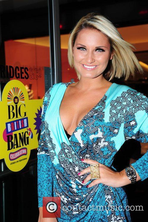 sam faiers at the tracey bell amp 3932053