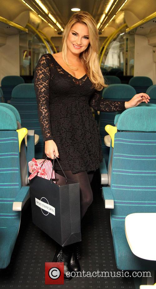 Sam Faiers Sam Faiers promotes the new Southern...