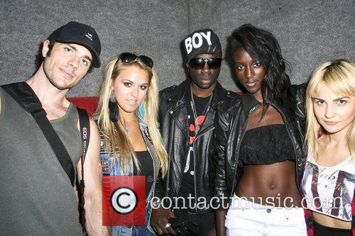 Sam Sarpong and Houston 2