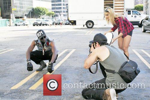 Sam Sarpong and Houston 6