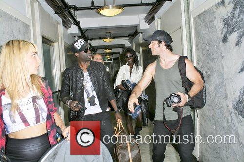 Sam Sarpong and Houston 7