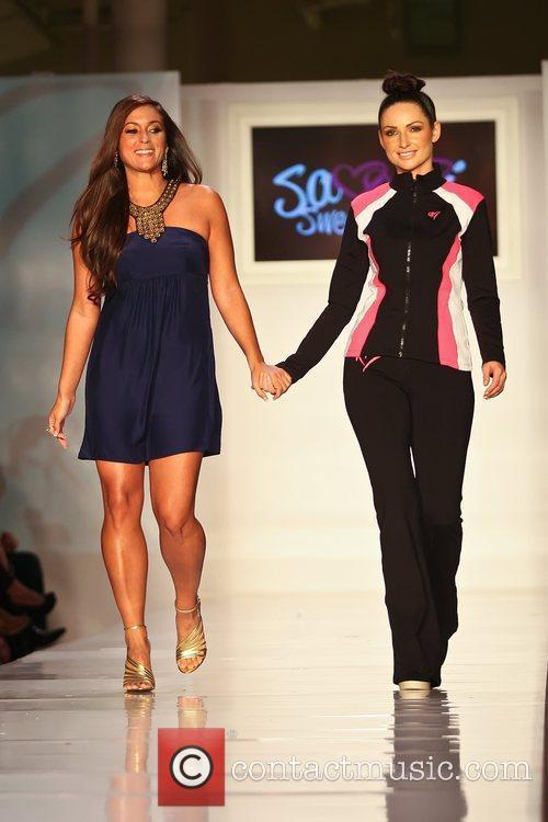 Sammi 'Sweetheart' Giancola and Model Mercedes-Benz New York...