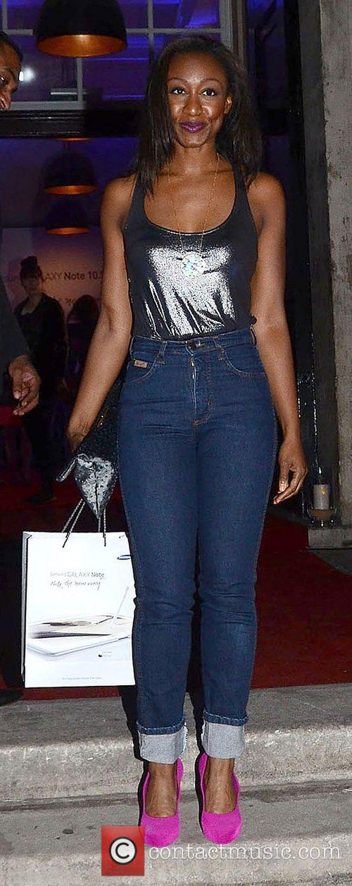 Beverley Knight,  Samsung celebrate the launch of...