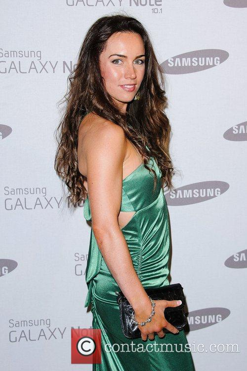 Liv Boeree  Samsung celebrate the launch of...