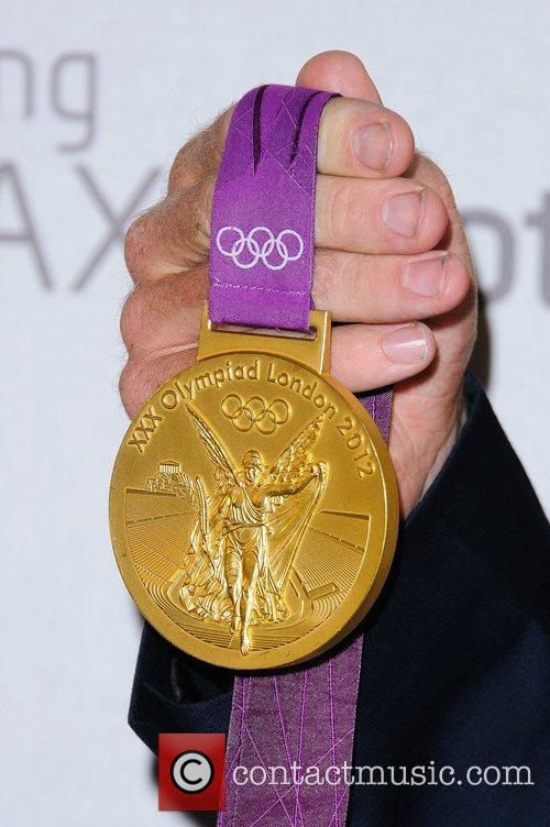 Olympics Gold Medal Samsung celebrate the launch of...