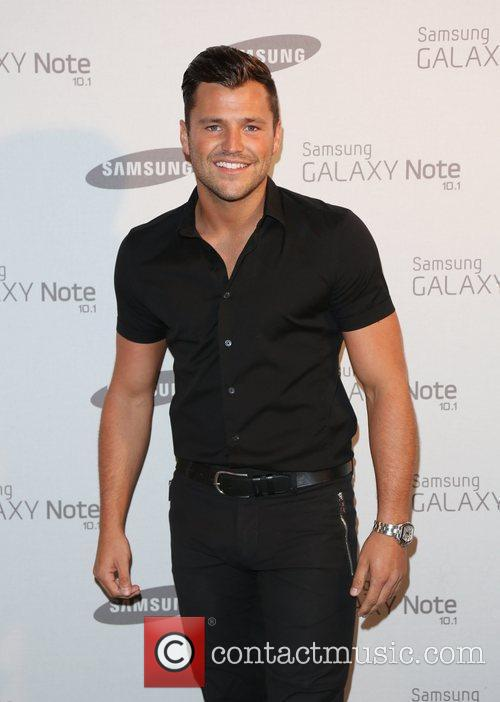 mark wright samsung celebrate the launch of 5893944