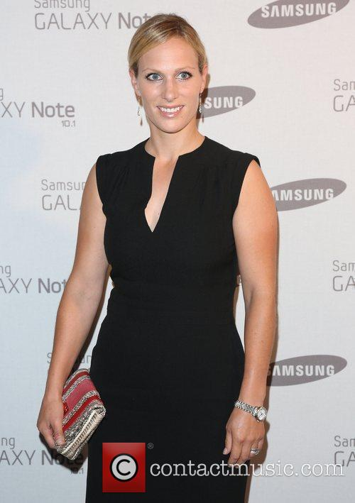 Zara Phillips 13