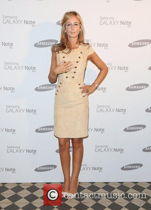 Lady Victoria Hervey Samsung celebrate the launch of...