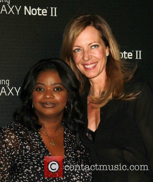 Allison Janney and Octavia Spencer 6