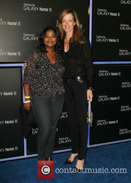 Allison Janney and Octavia Spencer 4